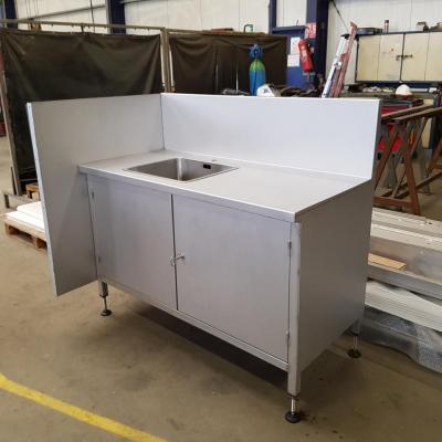 Laves Mains Sur-Mesures Tout Inox 304L