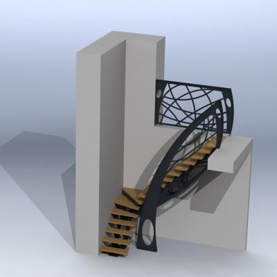 2018 - Escalier Design