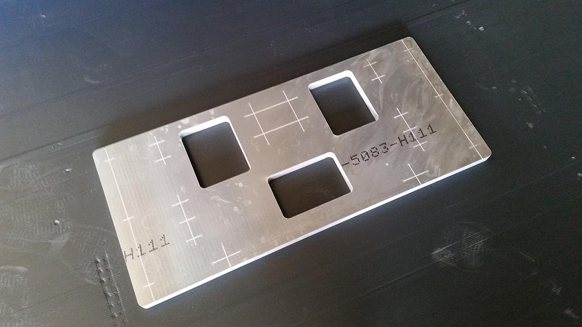 Aluminium 5083 - 15mm