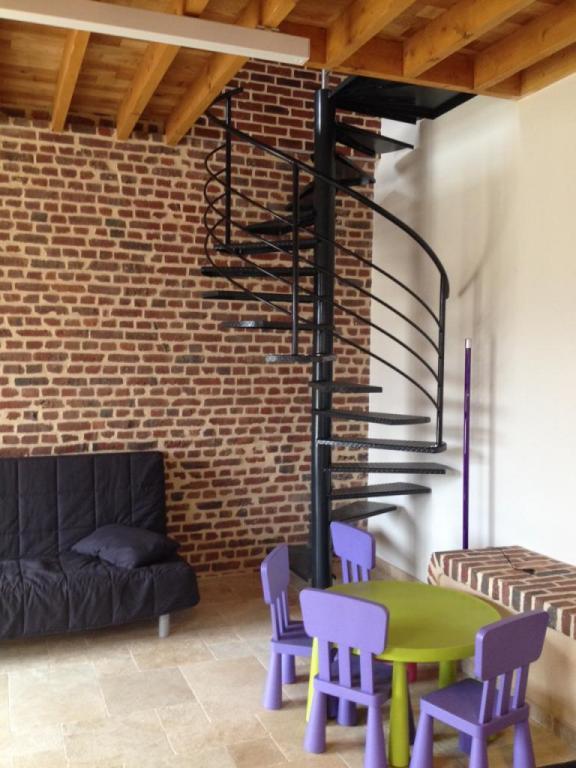 Escalier Intérieur - Colimaçon