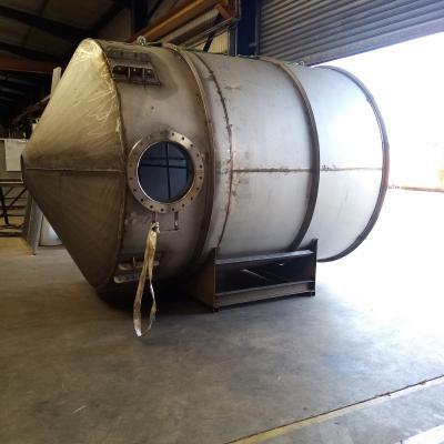 Cuve Inox 304L - Industrie Bettravière