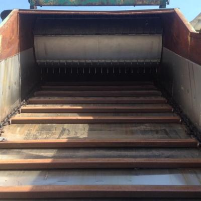 Rénovation Hérisson Trémie Pulpe