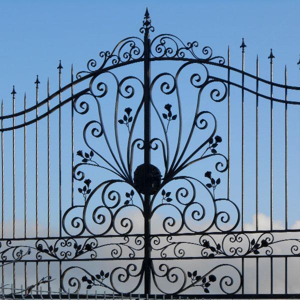Ferronnerie portail